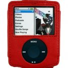 RED Forza Carrying Case for Apple iPod Nano 3rd Generation