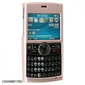 Crystal Shield Protector Case for Samsung BlackJack II (SGH-i617) - Blush