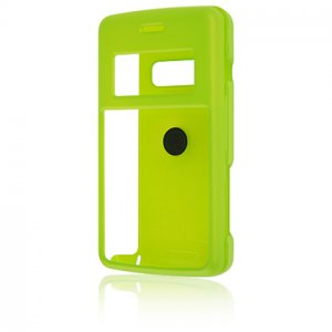 Hard Plastic Shield Protector Faceplate Case for LG enV2 VX9100 - GREEN