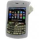 RIM Blackberry Curve CLEAR Jelly Case