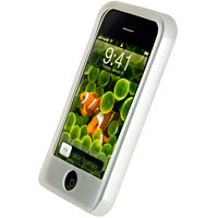 CLEAR Apple iPhone Silicone Skin Cover