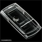 Crystal Clear Shield Protector Case for Samsung M520