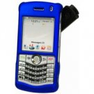 BlackBerry Pearl 8130 Blue Proguard with Detachable Swivel Clip