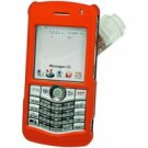 BlackBerry Pearl 8130 Orange Proguard with Detachable Swivel Clip