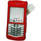 BlackBerry Pearl 8130 Red Proguard with Detachable Swivel Clip