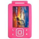 PINK Silicone Skin Cover Case for Creative Zen Small Wonder