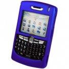 Blackberry 8800 Hard Plastic Proguard Case - Blue