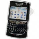 Blackberry 8800 Hard Plastic Proguard Case - Clear