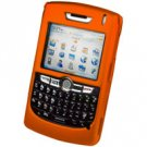 Blackberry 8800 Hard Plastic Proguard Case - Orange