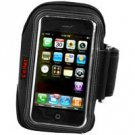 Neoprene Apple iPhone Black Armband