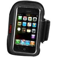 Neoprene Apple iPhone Black Armband