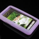 PREMIUM High-Quality Soft Silicone Skin Cover for Samsung Behold T919 - Purple