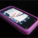 PREMIUM High-Quality Soft Silicone Skin Cover for Samsung Eternity A867 - Purple