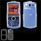 Hard Plastic Shield Cover Case for Samsung Saga i770 - Transparent Clear
