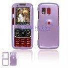 Hard Plastic Shield Cover Case for Samsung Rant M540 - Purple