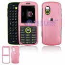 Hard Plastic Shield Cover Case for Samsung Gravity T459 - Baby Pink
