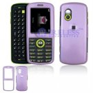 Hard Plastic Shield Cover Case for Samsung Gravity T459 - Purple