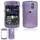 Hard Plastic Shield Cover Case for BlackBerry Curve 8350i (Sprint/Nextel) - Light Purple
