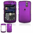 Hard Plastic Shield Cover Case for BlackBerry Curve 8350i (Sprint/Nextel) - Purple