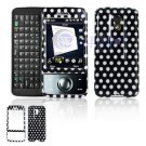 Hard Plastic Design Cover Case for HTC Touch Pro (SPRINT) - Poka Dots