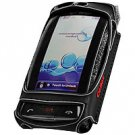 Black Stingray Case w/ Belt Clip for LG Versa (Verizon Wireless)