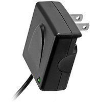 Black Travel & Home Charger W/ Folding Charging Blade for LG Versa VX-9600