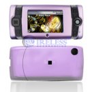 Hard Plastic Shield Protector Cover Case for Sidekick 2008 - Light Purple