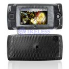 Hard Plastic Design Shield Protector Cover Case for Sidekick 2008 - Carbon Fiber