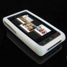 Premium Soft Gel Rubber Cover for Samsung Memoir T929 - Clear