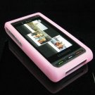 Premium Soft Gel Rubber Cover for Samsung Memoir T929 - Baby Pink