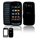 Hard Plastic Smooth Shield Cover Case for Samsung Impression A877 (AT&T) - Black