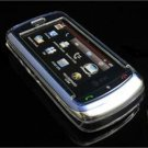 Hard Plastic Full View Cover Case for LG Xenon GR500 (AT&T) - Clear