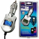 Elite Car Charger with Smart Display & IC Chip Protection for Samsung Magnet A257