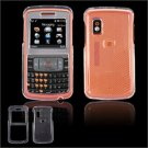 Hard Plastic Cover Case for Samsung Magnet A257 (AT&T) - Clear