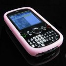 Full View Soft Silicone Skin Case for Palm Treo Pro 850 - Baby Pink