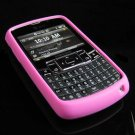PREMIUM Soft Rubber Silicone Case for Samsung Jack i637 (AT&T) - Hot Pink