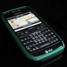 Hard Plastic Robotic Cover Case for Nokia E71 - Green