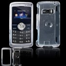 Hard Plastic Glossy Shield Cover Case for LG enV3 VX9200 (Verizon) - Clear