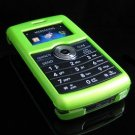Hard Plastic Glossy Rim Cover Case for LG enV3 VX9200 (Verizon) - Green