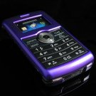 Hard Plastic Glossy Rim Cover Case for LG enV3 VX9200 (Verizon) - Purple