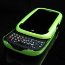Hard Plastic Glossy Smooth Shield Cover Case for Palm Pre - Green