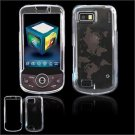 Hard Plastic Glossy Faceplate Case Cover for Samsung Behold 2 T939 - Clear