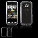 Clear Transparent Hard Plastic Shield Protector Case for HTC Droid Eris