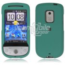 "Turquoise Hard ""Rubber Feel"" Case for HTC Hero (Sprint)"