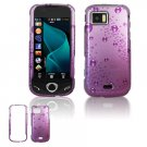 Purple Rain Design Hard Case for Samsung Mythic A897