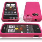 Pink Soft Cover for HTC Droid Incredible (Verizon Wireless)