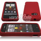 Red Soft Cover for HTC Droid Incredible (Verizon Wireless)