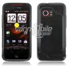 Clear Hard 2-Pc Case for HTC Droid Incredible (Verizon Wireless)