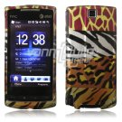 Safari Design Hard 2-Pc Faceplate Case for HTC Pure (AT&T)