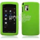 Lime Green Soft Cover for LG Vu CU915/CU920